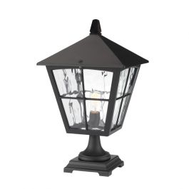 Elstead Edinburgh Outdoor Pedestal Lantern