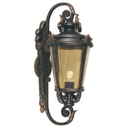 Elstead Baltimore Outdoor Wall Lantern - Large
