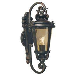 Elstead Baltimore Outdoor Wall Lantern - Medium