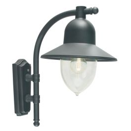 Elstead Como Black Outdoor Light