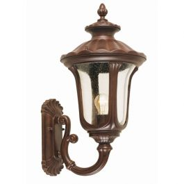 Elstead Chicago Wall Up Outdoor Lantern - Medium