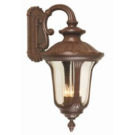 Elstead Chicago Wall Down Outdoor Lantern - Large