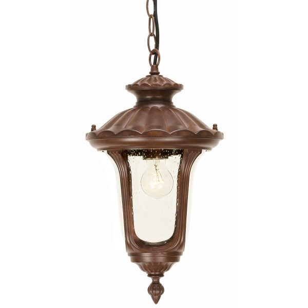 Elstead Chicago Chain Outdoor Lantern - Small