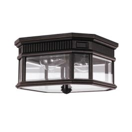 Elstead Cotswold Lane Flush Ceiling Mounted Outdoor Light