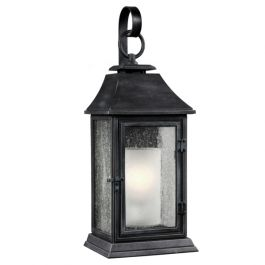 Shepherd Large Outdoor Wall Lantern