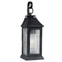 Shepherd Medium Outdoor Wall Lantern