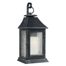 Shepherd Extra Large Outdoor Wall Lantern