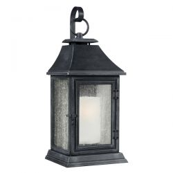 Elstead Shepherd Extra Large Outdoor Wall Lantern