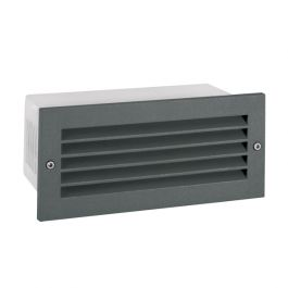 Grimstad LED Recessed Outdoor Wall Fitting