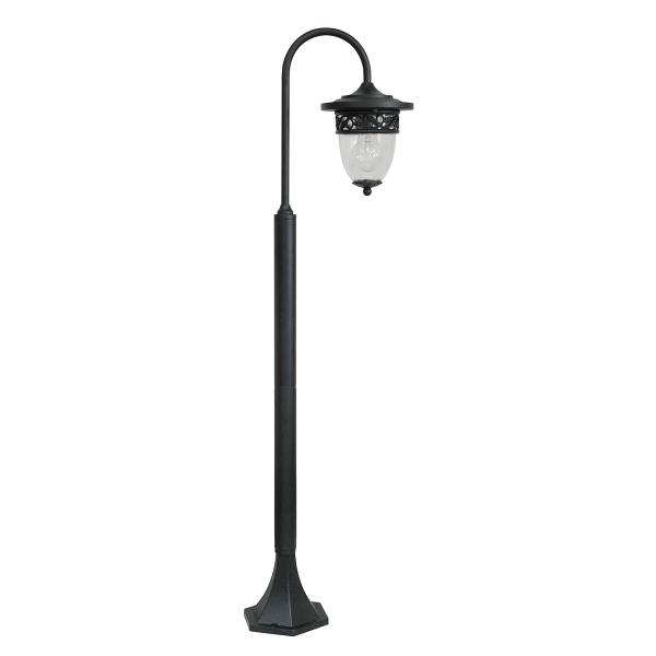 Burford Outdoor Pillar Lantern