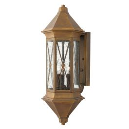 Brighton Large Outdoor Wall Lantern