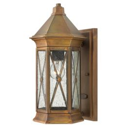 Brighton Small Outdoor Wall Lantern