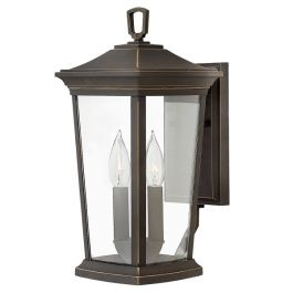 Bromley Medium Outdoor Wall Lantern