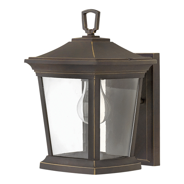 Elstead Bromley Small Outdoor Wall Lantern