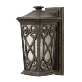 Enzo Small Outdoor Wall Lantern
