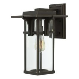 Manhattan Outdoor Wall Lantern - Medium