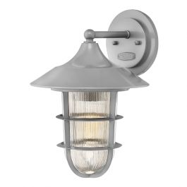Marina Medium Outdoor Wall Lantern