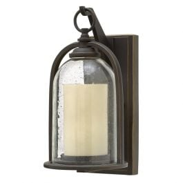 Quincy Small Outdoor Wall Lantern