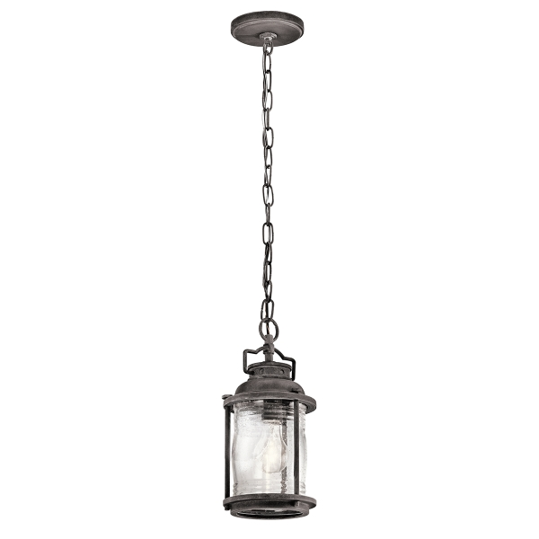Ashlandbay Chain Outdoor Lantern - Small