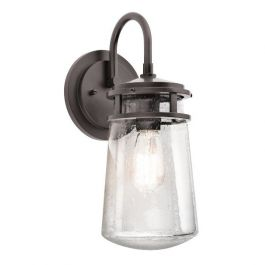 Elstead Lyndon Small Outdoor Wall Lantern