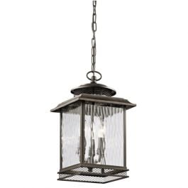 Pettiford Large Chain Outdoor Lantern