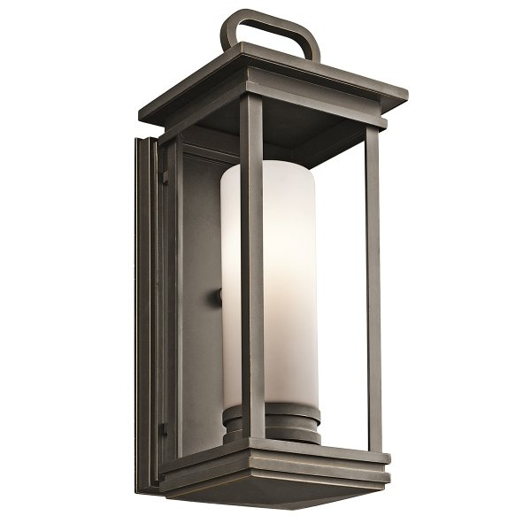 Elstead South Hope Medium Outdoor Wall Lantern