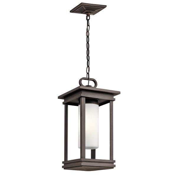 Elstead South Hope Small Chain Outdoor Lantern