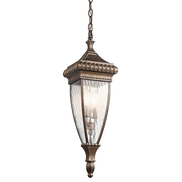 Elstead Venetian Rain Chain Outdoor Lantern