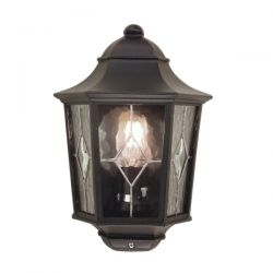 Norfolk Outdoor Half Lantern 2