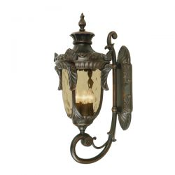 Elstead Philadelphia Large Outdoor Wall Lantern