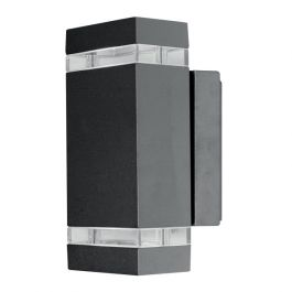 Elstead Focus Led Outdoor Wall Light Fitting