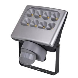 Negara Wall, Ground or Ceiling Outdoor Light With PIR
