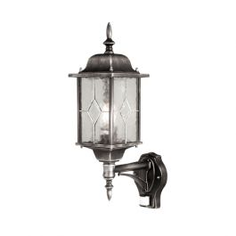 Wexford Up Outdoor Wall Lantern With PIR Motion Sensor