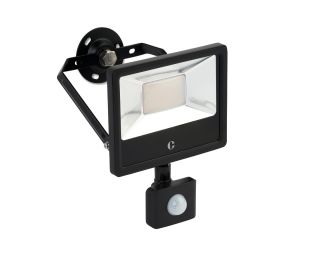 Collingwood 20W Colour Switchable Floodlight with Motion Sensor