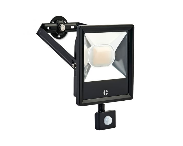 Collingwood 50W Colour Switchable Floodlight with Motion Sensor