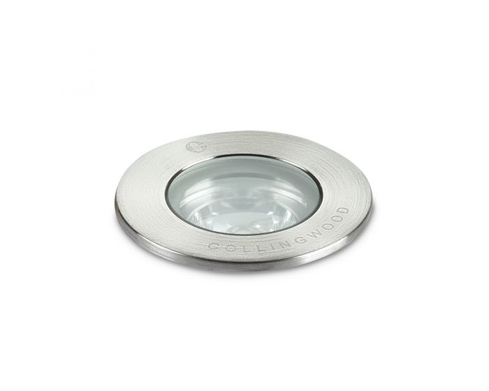 Collingwood 1W Natural White Low Profile Ground LED Light, 38° Beam Angle