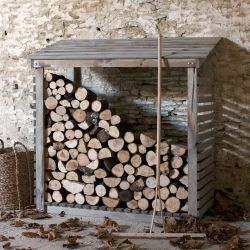 Aldsworth 150 x 150cm Log Store