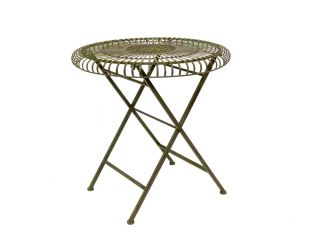 Outdoor Lucton Round Table - 72.5cm