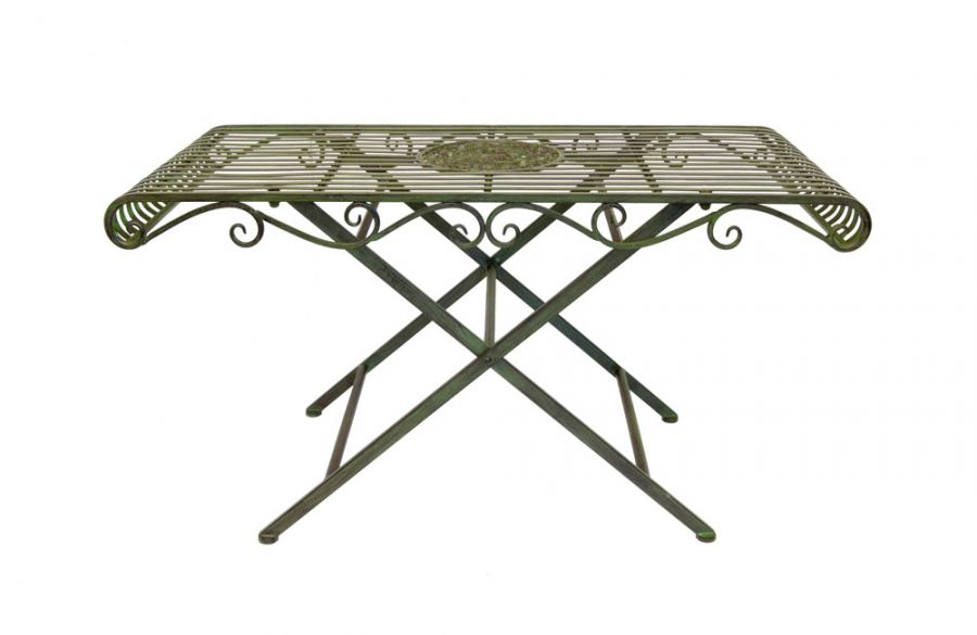 Lucton Garden Coffee Table - 109cm