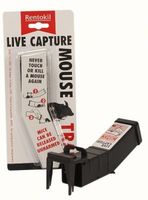 Live Capture Mouse Trap