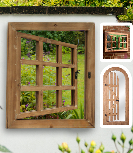 Garden Mirrors 120 Outdoor Mirrors from 1399