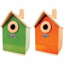 Great Tit Bird House