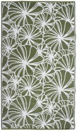 Garden Carpet, Floral design - 241cm