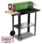Banquet� Trolley Charcoal Barbecue