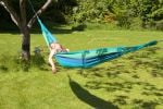 Tortola Marina Outdoor Garden Single Hammock