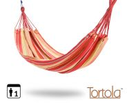 Tortola Salsa Outdoor Garden Single Hammock