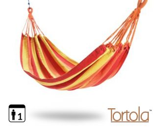 Tortola Sunflower Outdoor Garden Single Hammock