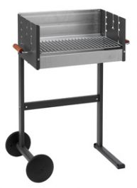 Dancook 7200 Trolley Charcoal BBQ H85cm x W65cm