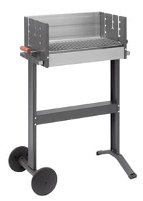 Dancook 5100 Trolley Charcoal Barbecue H91cm x W67cm