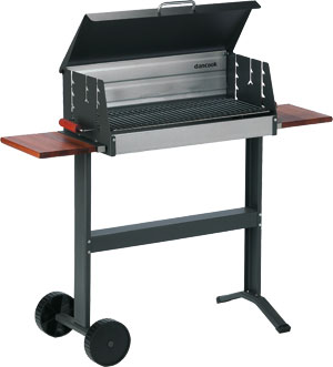 Dancook 5600 Trolley Charcoal Barbecue H91cm x W101cm